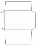 3_625x5_125 sq flap env